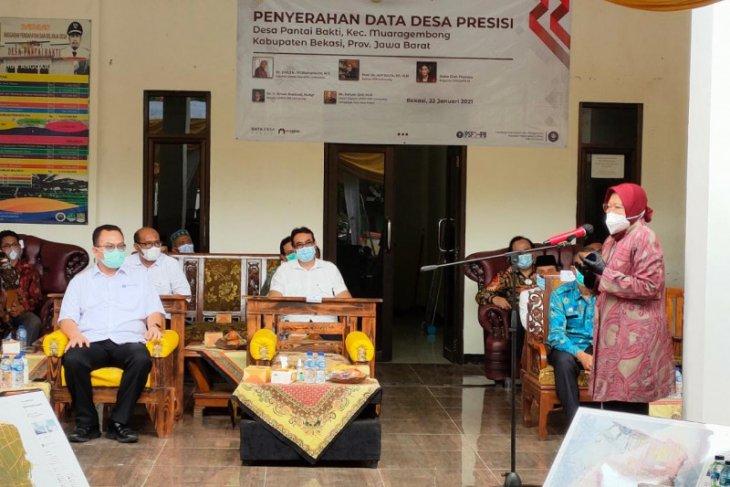 Rektor IPB University mendukung penuh program data desa presisi