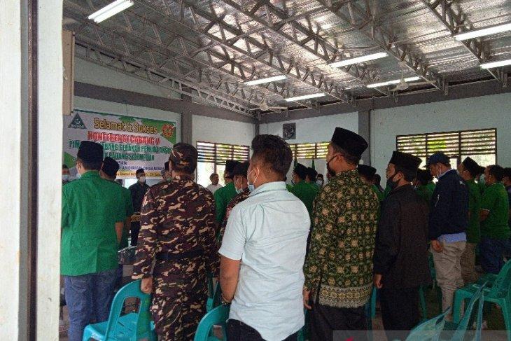 GP Ansor Padangsidimpuan gelar konferensi cabang