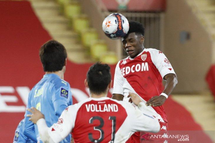 Tren buruk Marseille berlanjut setelah ditelan Monaco 1-3 pada Liga Prancis