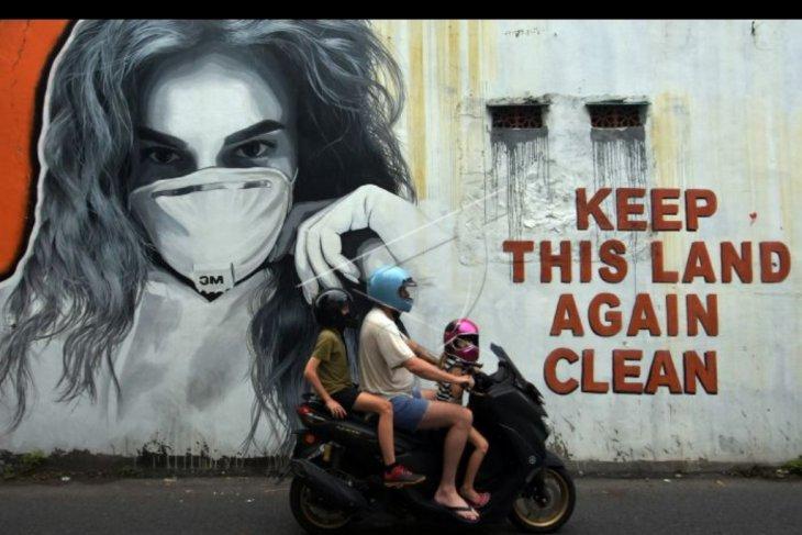Kasus COVID-19 di Bali masih tinggi