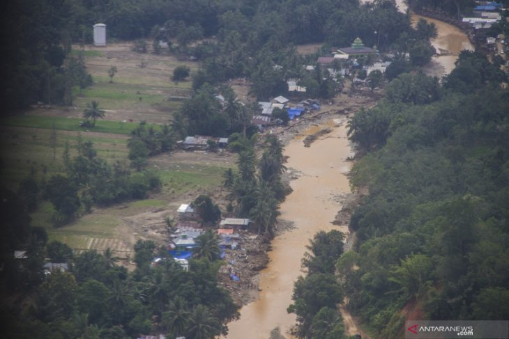 Kerusakan lahan pertanian akibat banjir HST mencapai 11.231 hektare
