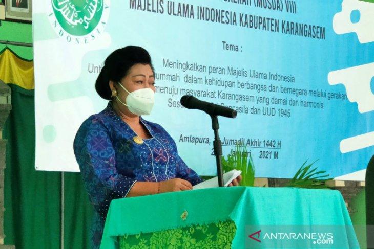 Bupati Karangasem minta umat Islam berkontribusi dalam pembangunan daerah