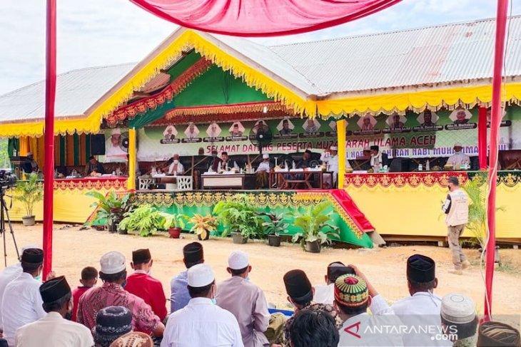 Ulama berkumpul di Aceh Timur. Ini persoalan dibahas
