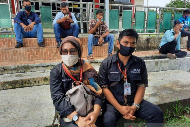Empat anak korban pelecehan seksual melapor ke Polres Ogan Komering Ulu