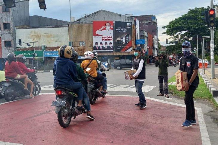ACT - MRI Maluku - komunitas motor peduli bencana Sulbar dan Kalsel