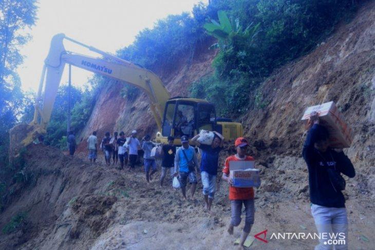 Bupati: Logistik telah tersalurkan ke seluruh titik desa yang terdampak banjir di HST
