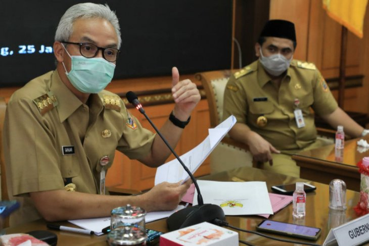 Gubernur Ganjar sebut penerapan