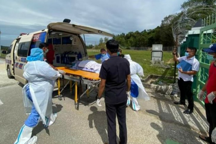 KJRI Kuching bantu pulangkan warga Bengkayang sedang sakit parah