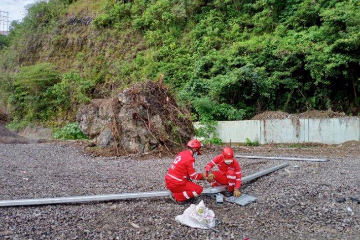 PMI bangun dua gudang logistik permudah distribusi bantuan ke korban gempa
