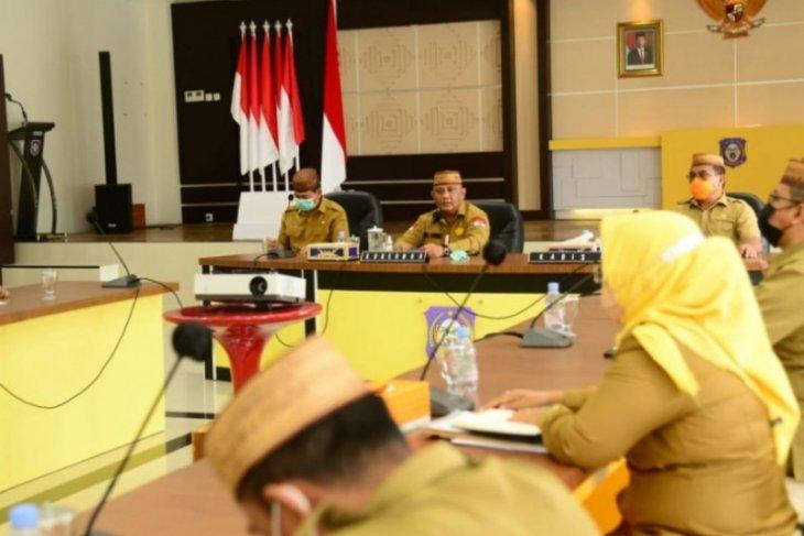Gubernur Gorontalo : jangan main-main dengan dana bansos