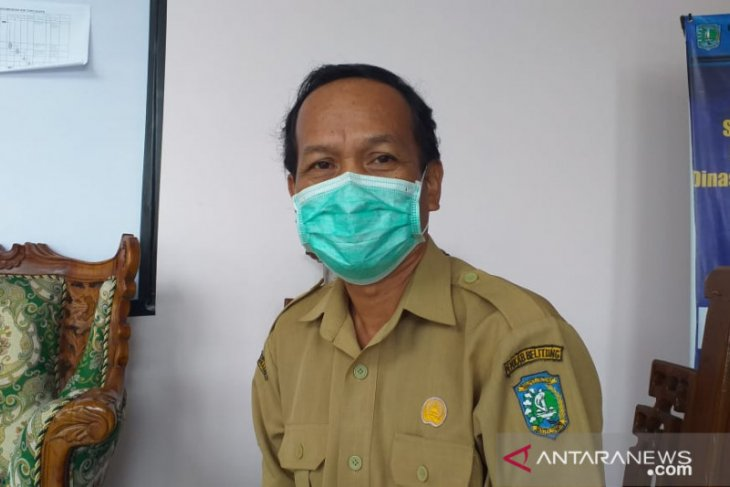 Kasus aktif positif COVID-19 di Belitung tersisa empat orang