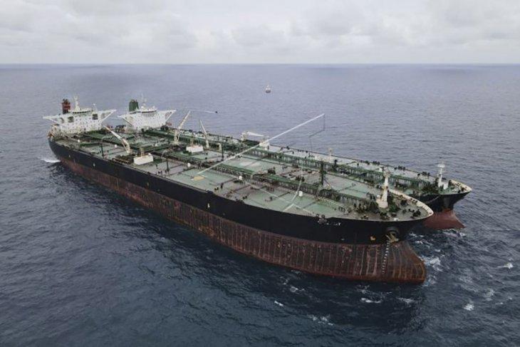 Bakamla amankan dua kapal tanker asing