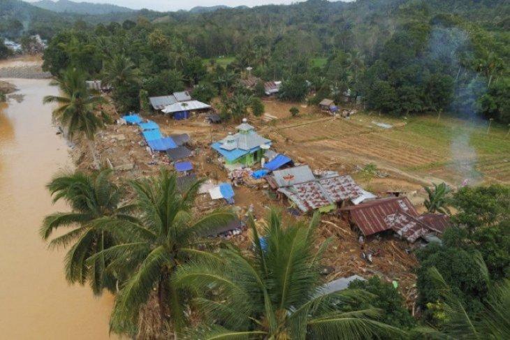 Banjir, peringatan lingkungan bagi Kalimantan Selatan