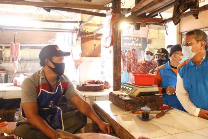 90 persen warga Tangsel tertib gunakan masker