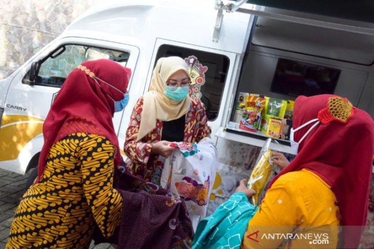 Pemkab Purwakarta luncurkan mobil promosi UMKM untuk program pemulihan ekonomi