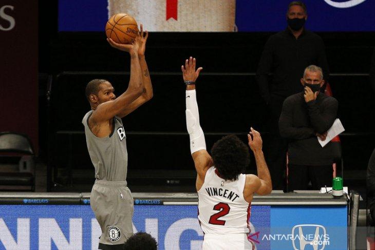 Nets tak diperkuat Kevin Durant