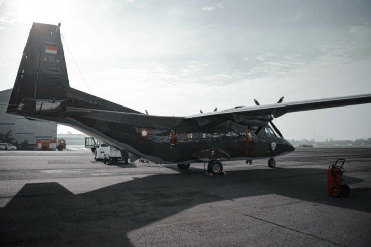 PTDI serahkan Pesawat NC212i pesanan Kementerian Pertahanan