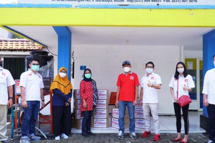PSI salurkan 1.000 APD untuk tenaga medis Surabaya