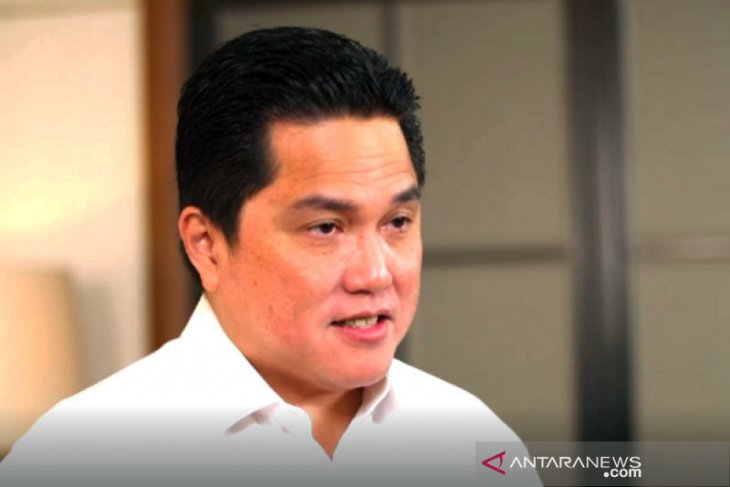 Thohir points to Indonesia's economy faring better than other nations