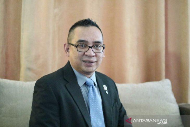 Hunian hotel di Sumut kembali turun di Januari 2021
