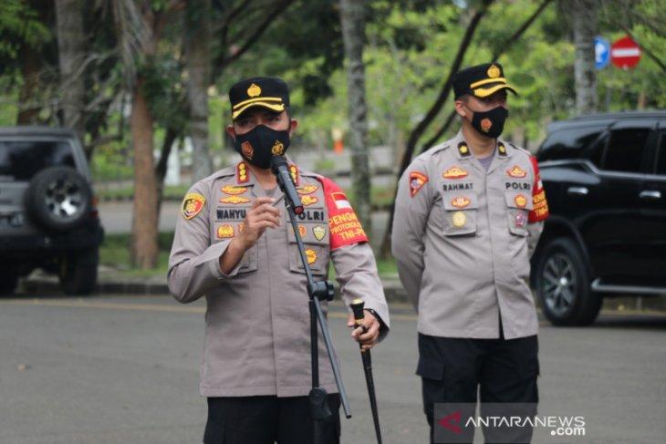 Polresta Tangerang ciduk empat pengecer judi togel