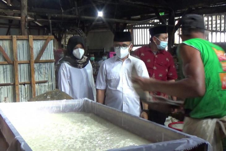 Produksi tahu di Banyuwangi turun selama pandemi
