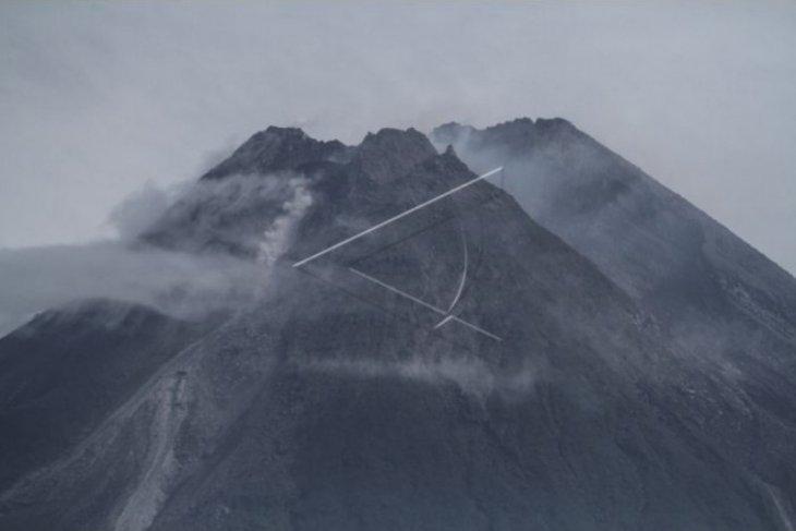 Guguran awan panas merapi meluncur hingga sejauh 1.000 meter