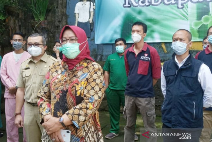 25.600 vaksin COVID-19 tiba perdana di Kabupaten Bogor hari ini