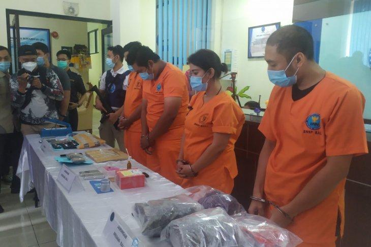 BNN tangkap residivis yang jadikan kos elite untuk gudang narkoba