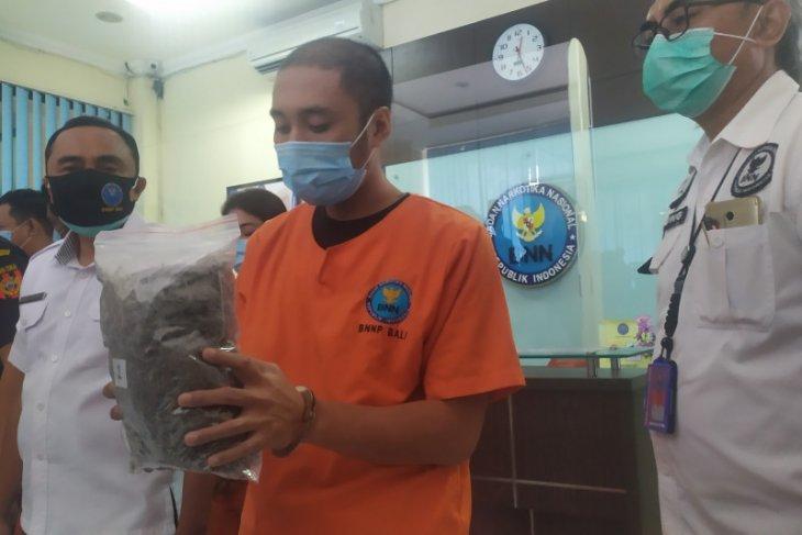 Miliki 1,4 kg ganja, Gitaris band lokal di Bali terancam penjara seumur hidup