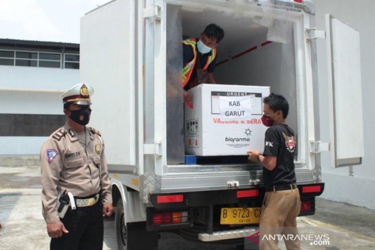 Polisi siapkan personel bersenjata untuk jaga vaksin