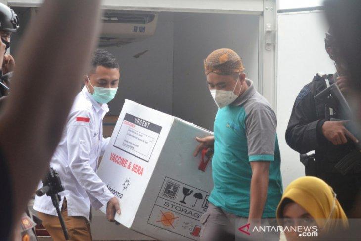 Gorontalo Utara terima distribusi vaksin Sinovac sebanyak 1.760 dosis