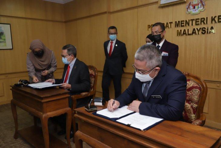 Kementerian Malaysia tandatangani pembelian vaksin Sinovac dan Sputnik