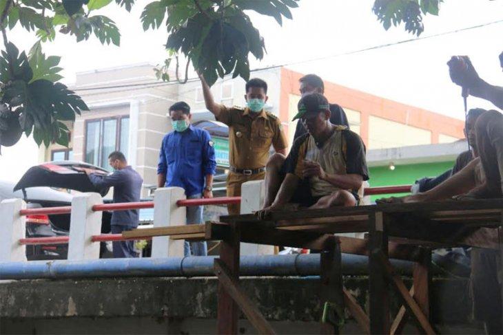 Antipasi banjir, Pemkab Barito Utara pasang tiga unit pompa air