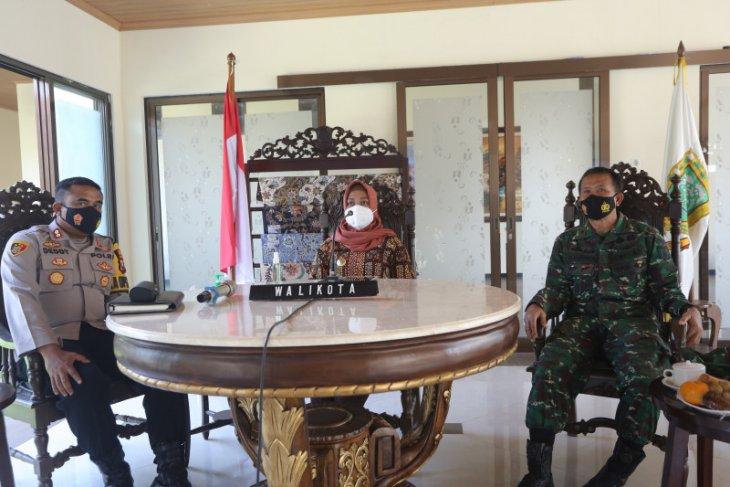 Penerapan PPKM  Kota Mojokerto efektif tekan COVID-19