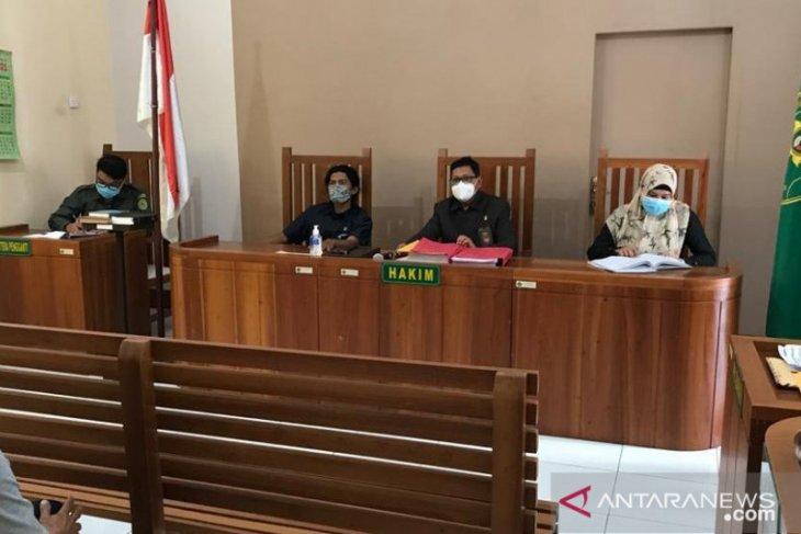 PN Curup vonis ABH pengeroyok anggota TNI AD