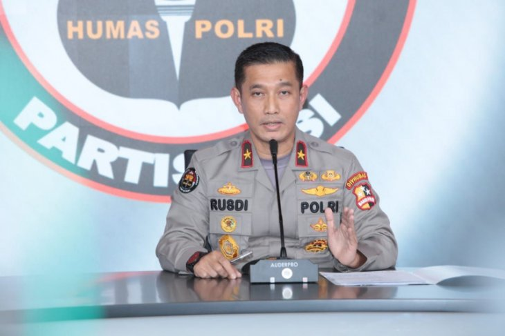 Polri masih dalami informasi Munarman hadiri baiat anggota FPI ke ISIS