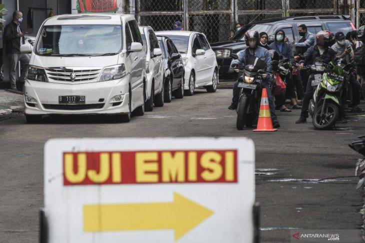 Jumlah kendaraan di DKI Jakarta lebih banyak dari warga