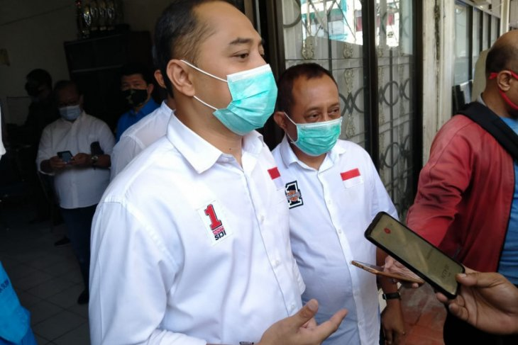 Sidang perdana, Tim Erji optimistis MK gugurkan gugatan Maju di Pilkada Surabaya