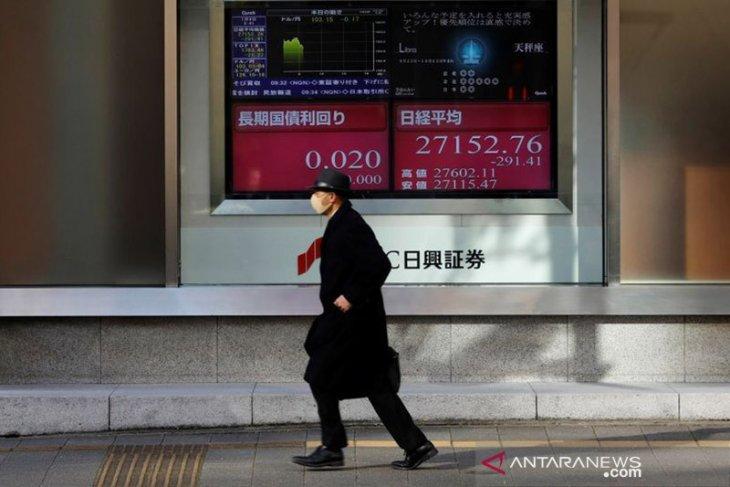 Saham Asia diprediksi tertekan lonjakan imbal hasil obligasi AS