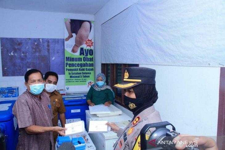 Polres Maluku Tengah kawal dan amankan distribusi vaksin COVID-19