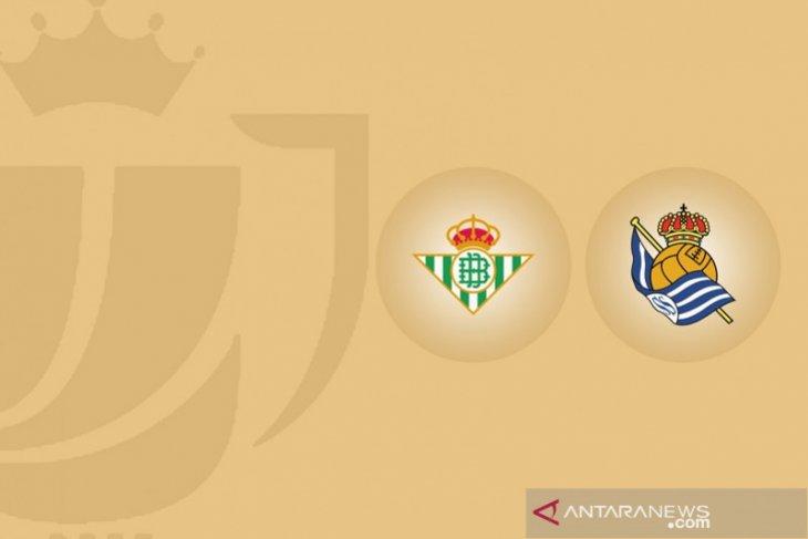 Real Betis singkirkan Sociedad  lewat babak tambahan di Copa del Rey