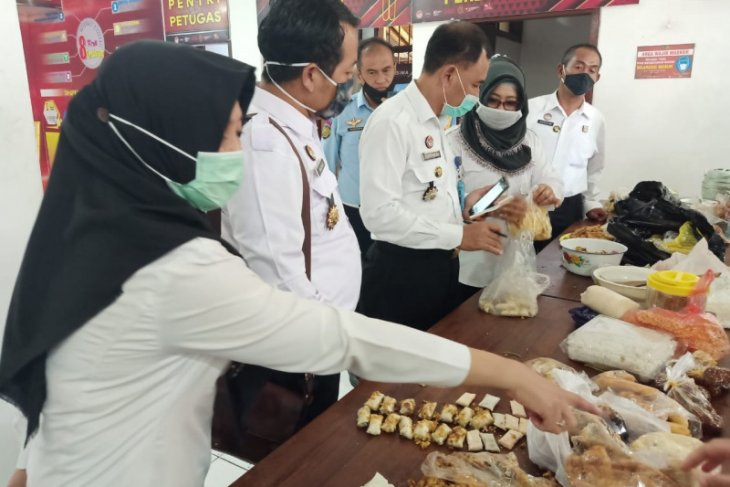Penyelundupan ganja dalam tahu goreng di Lapas Malang digagalkan