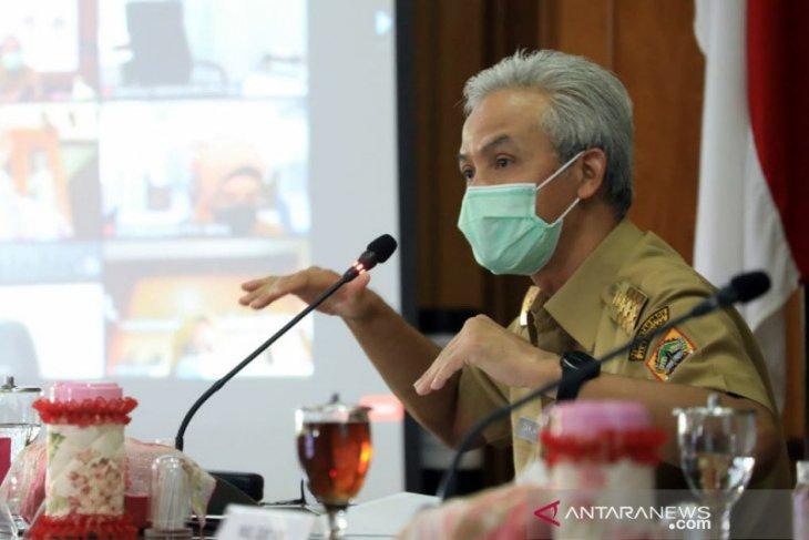 Gubernur Jateng pastikan seluruh daerah dukung Gerakan