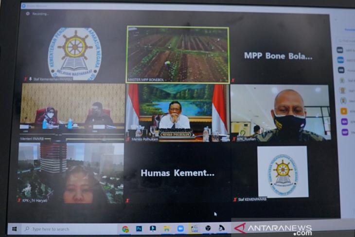 Menko Polhukam: MPP Bone Bolango penting untuk pelayanan publik