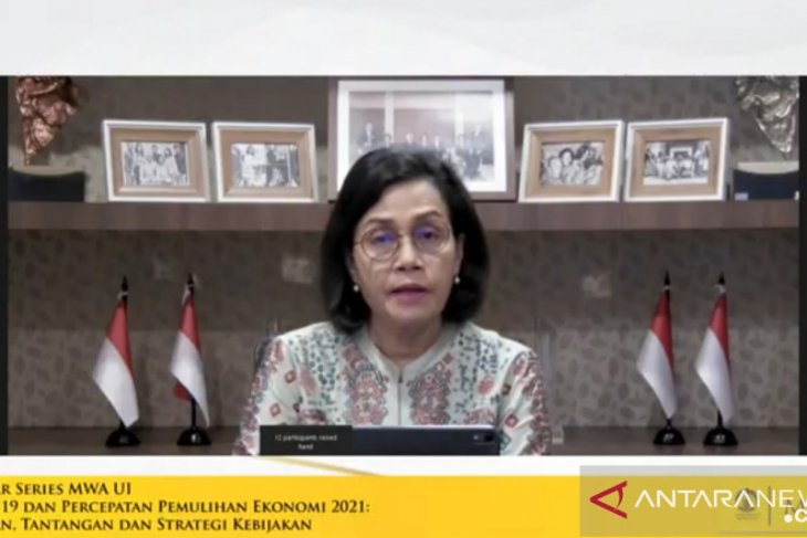 Vaccination, health protocols crucial for economic recovery: Indrawati