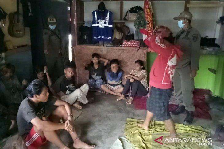Puluhan anak jalanan dan ODGJ diamankan Satpol PP Singkawang