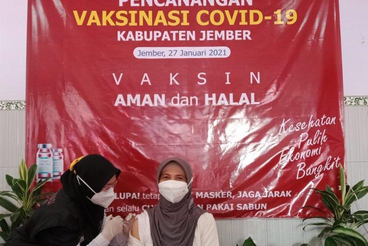 Dinkes: 1,5 juta penduduk Jember jadi sasaran penerima vaksin COVID-19