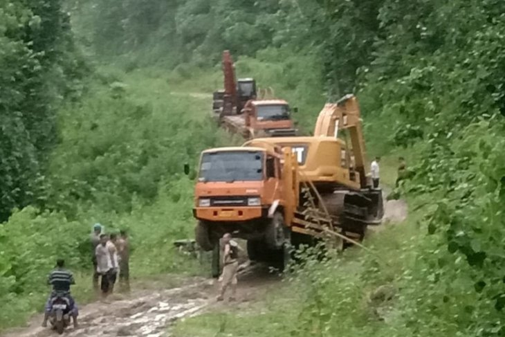 Masyarakat minta pemerintah evaluasi tambang di Aceh Jaya