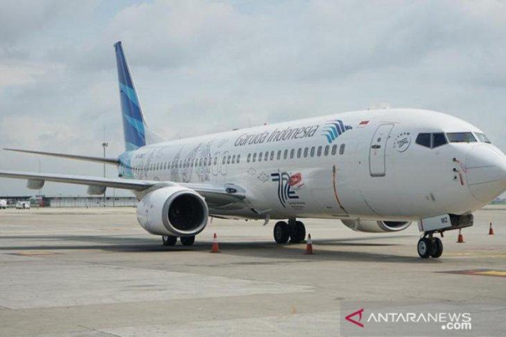 Garuda angkut 33 ton manggis Padang ke Guangzhou